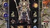 传奇金手镯战士如何修炼召唤骷髅